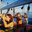 Holistic Sailing Cruise to the Aeolian Islands