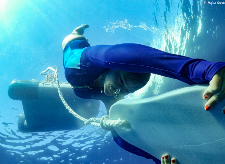 The Ultimate Free Diving Trip
