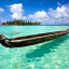 Crystal clear waters await you in San Blas Paradise