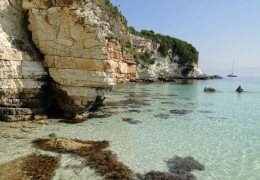 Greece, Ionian Islands cruise photo