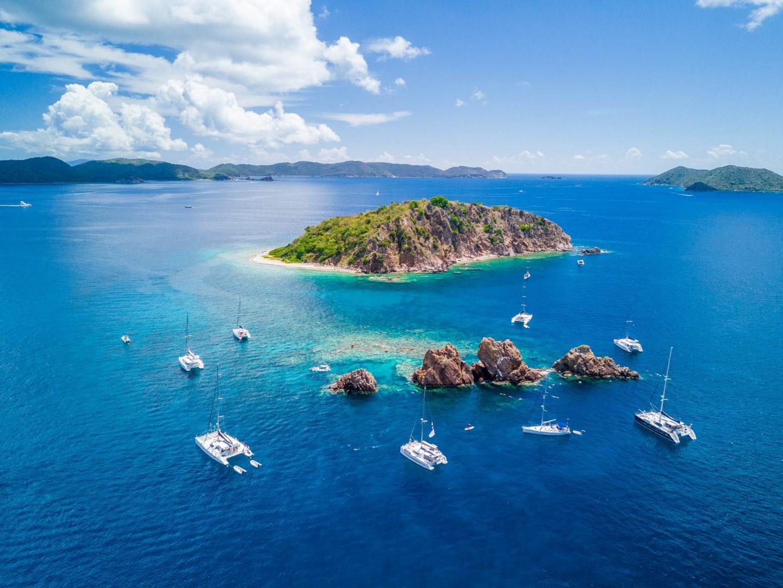 Sailing Adventure To The British Virgin Islands